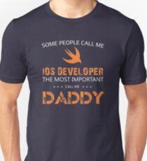 iOS Developer Unisex T-Shirt