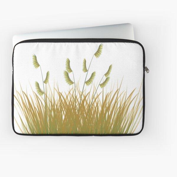 Buffalo Grass Laptop Sleeve