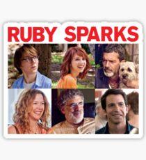 Ruby Sparks Sticker