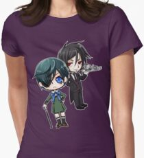 Kuroshitsuji - Ciel & Sebastian T-Shirt