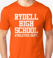 Rydell High School - Grease Slim Fit T-Shirt