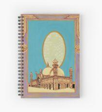Badshahi - The Qalam Series Spiral Notebook