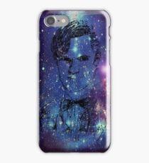 Matt Smith Galaxy  iPhone Case/Skin