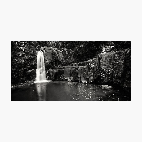 """Bahnamboola Falls"" ∞ Lamington National Park, QLD - Australia Photographic Print"