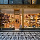 Paris shop by Victor Pugatschew