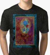 Roses - The Qalam Series Tri-blend T-Shirt