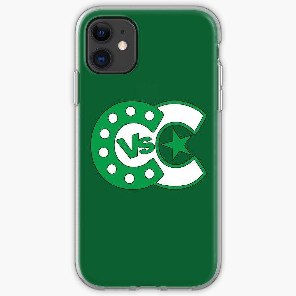 Cabaret vs Cancer - Green iPhone Soft Case