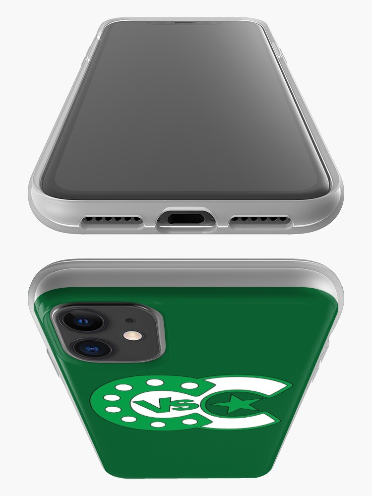 Alternate view of Cabaret vs Cancer - Green iPhone Case & Cover