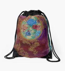Roses - The Qalam Series Drawstring Bag