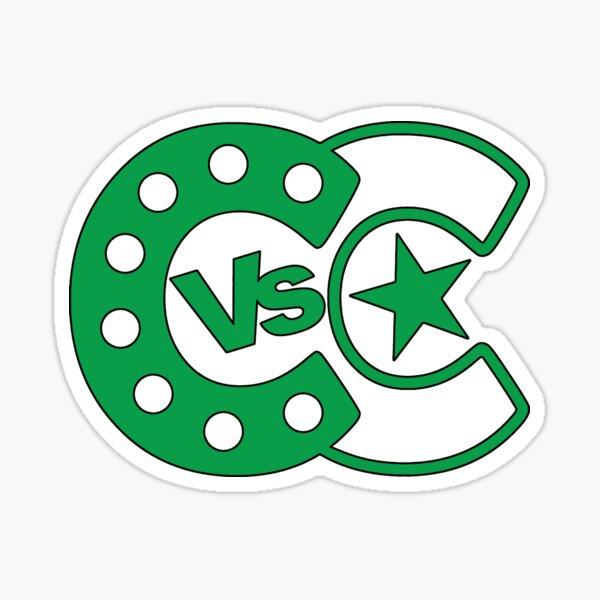 Cabaret vs Cancer - Green Sticker