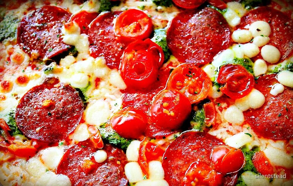 Dr Oetker's Pizza Pesto by silentstead