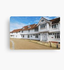 Lavenham Guildhall Canvas Print