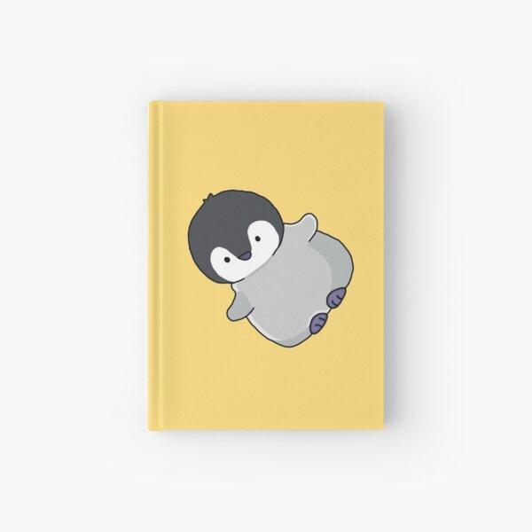glücklicher kleiner Pinguin Notizbuch