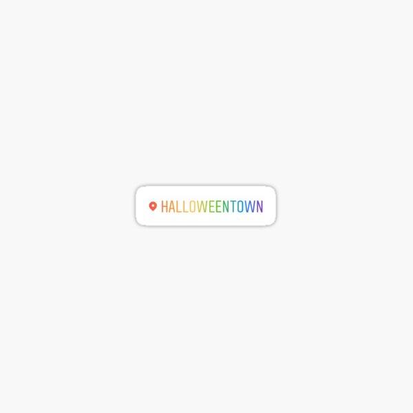 Halloweentown Sticker