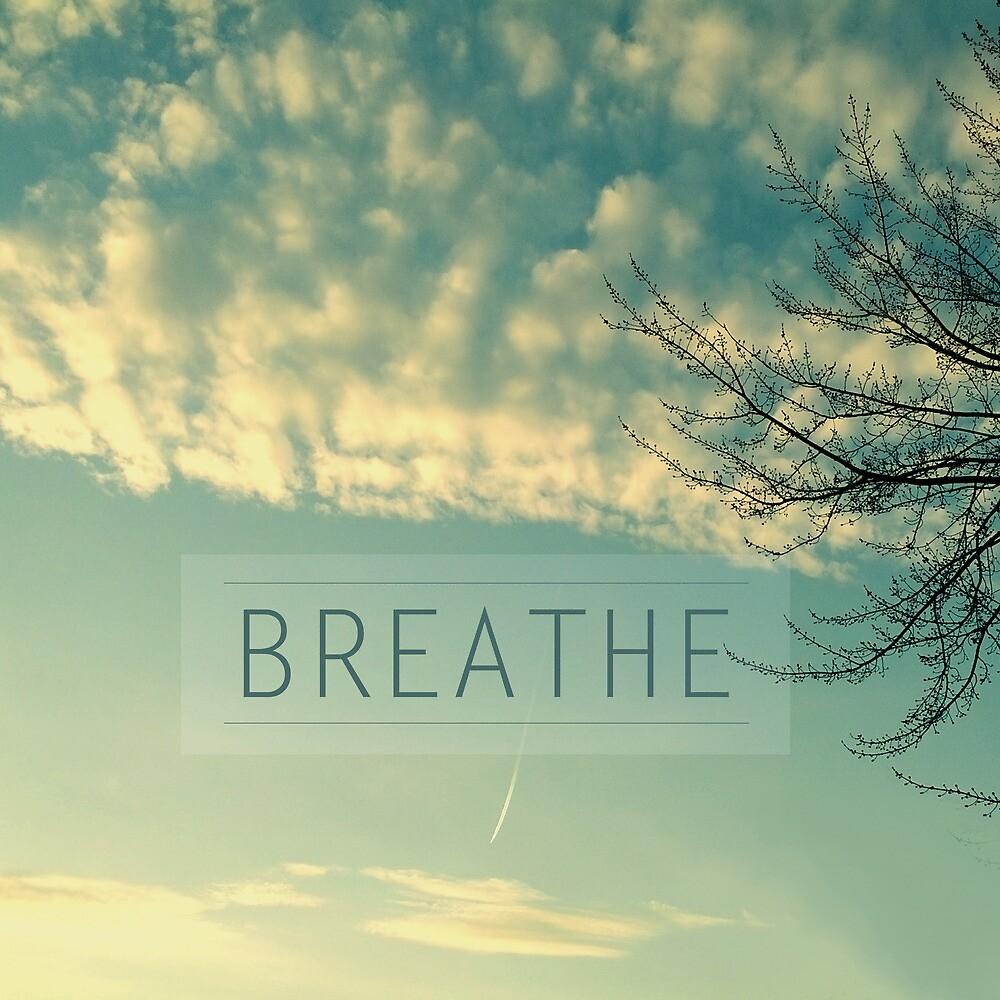 Breathe by sandra arduini