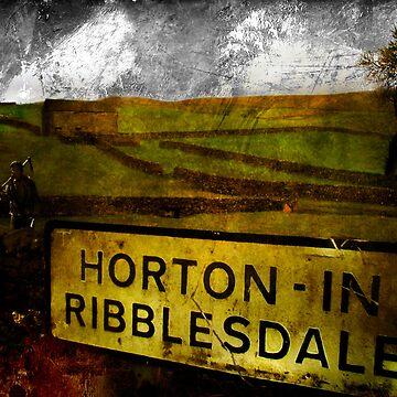 Horton in Zombiedale by wo0ze