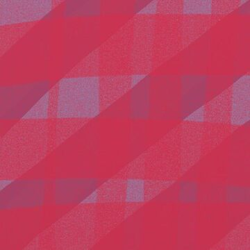 Blue / pink paint stripe case by foxorchid