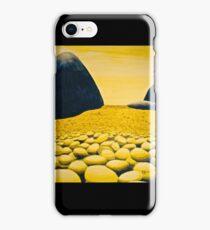 Rocky Valley, by Barbie Hardrock iPhone Case/Skin