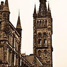 Glasgow University I by Soniris