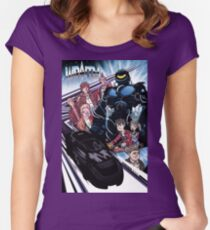 The Wraith  Women's Fitted Scoop T-Shirt