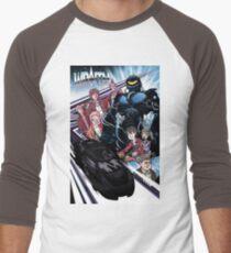 The Wraith  Men's Baseball ¾ T-Shirt