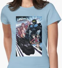 The Wraith  Women's Fitted T-Shirt