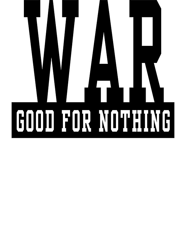 war is a nightmare nothing good Here's a nightmare i've actually had: i'm a soldier in a war, and no one's told me what to do bullets are whizzing overhead and death could arrive at any moment everyone around me seems.