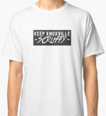 Keep Knoxville Scruffy Classic T-Shirt