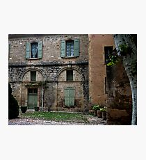 Near the Abbey of Valmagne Photographic Print