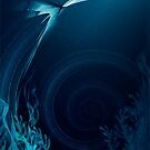 underwater dance by Martina Stroebel