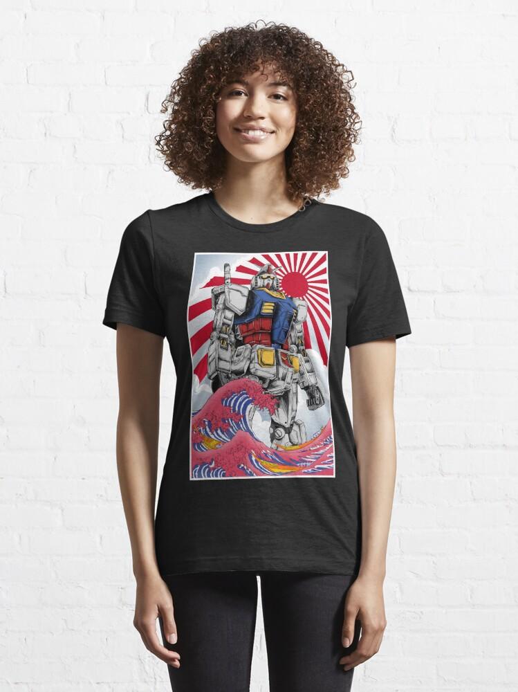 Alternate view of gundam Essential T-Shirt