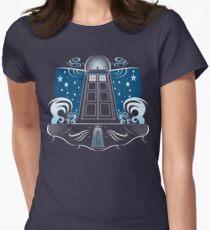Through the vortex Women's Fitted T-Shirt