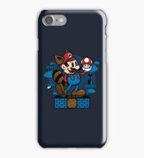 Vintage Mario iPhone Case/Skin
