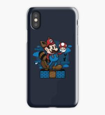 Vintage Mario iPhone Case/Skin