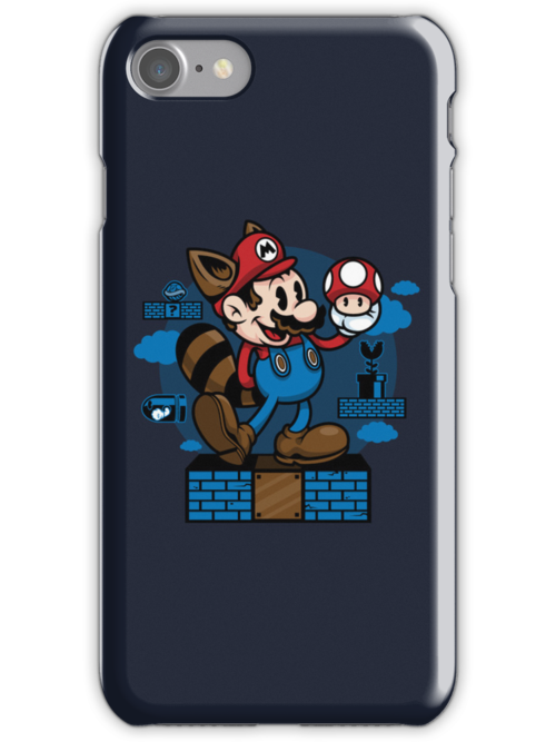 Vintage Mario by harebrained