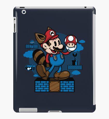 Vintage Mario iPad Case/Skin