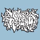 Defend Graffiti by DefendAwesome