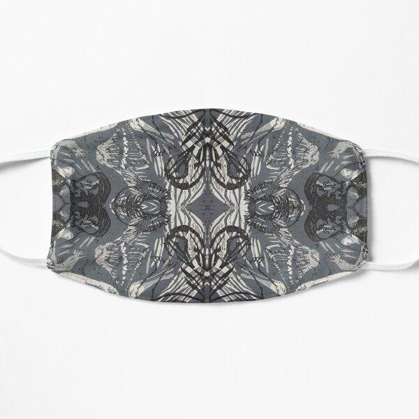 Printmaking Design Flat Mask