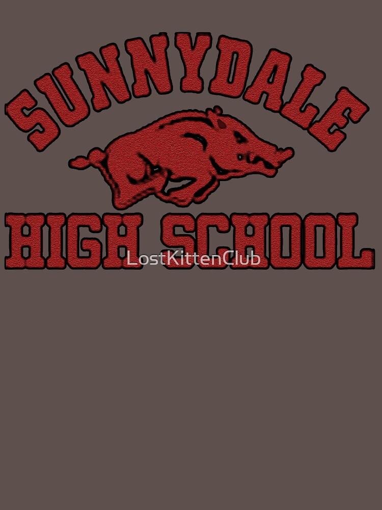 Sunnydale High Razorbacks | Women's T-Shirt