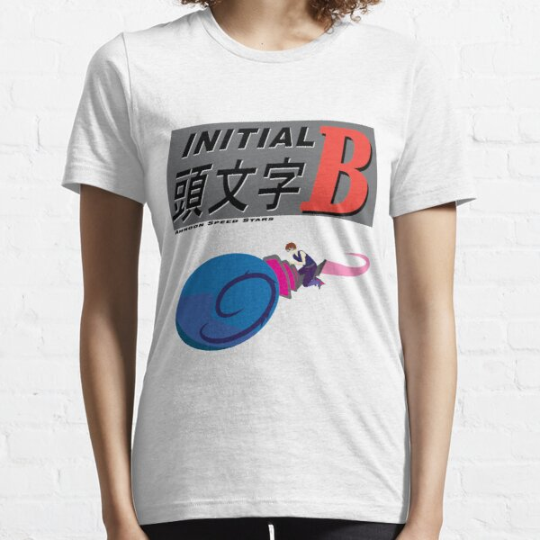 Guild Wars 2 Initial D Crossover Essential T-Shirt