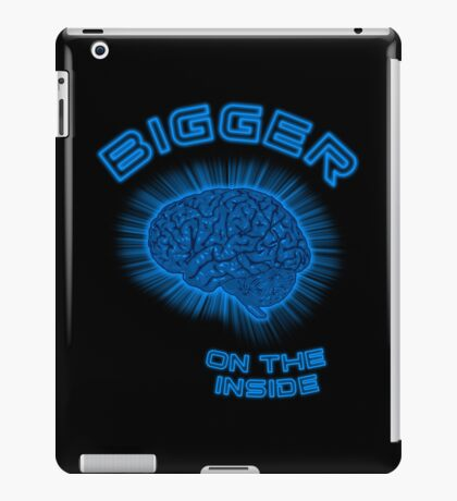 Thoughts And Radical Dreams Inside Skull iPad Case/Skin