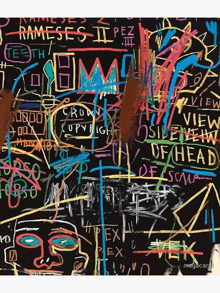 Vectorised famous New York street art / pop art from the 70s. by mayacarol