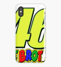 brother46 iPhone Case/Skin