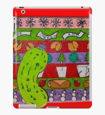 A Mid-west Christmas iPad Case/Skin