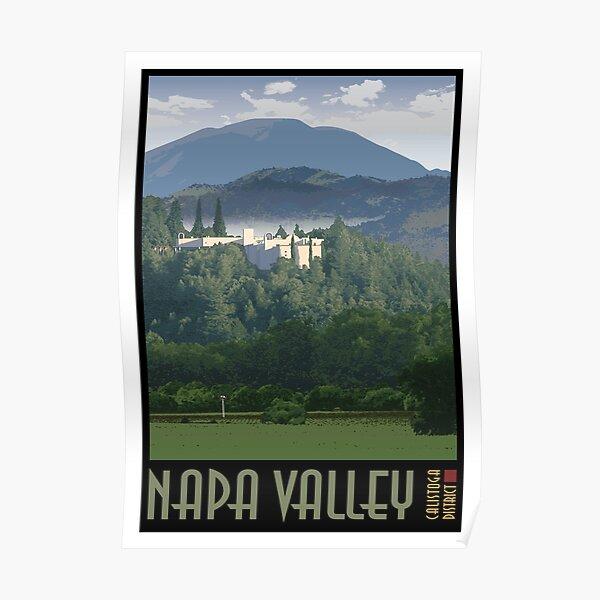 Napa Valley - Sterling Vineyards II Poster