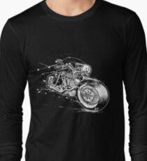 Skeleton Rider Long Sleeve T-Shirt
