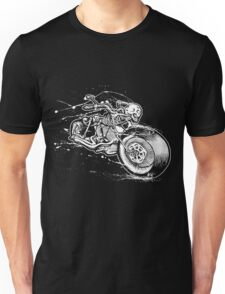 Skeleton Rider Unisex T-Shirt