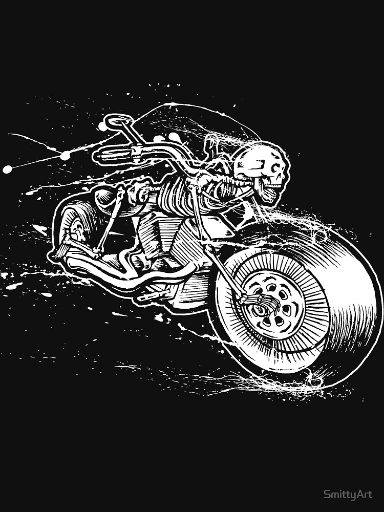 Skeleton Rider | Unisex T-Shirt
