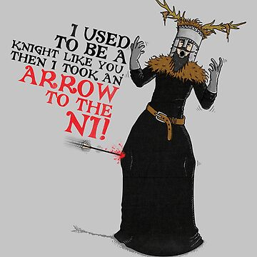 Arrow To The Ni!! by neilss1
