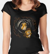 Rodents of the Lost Ark Women's Fitted Scoop T-Shirt